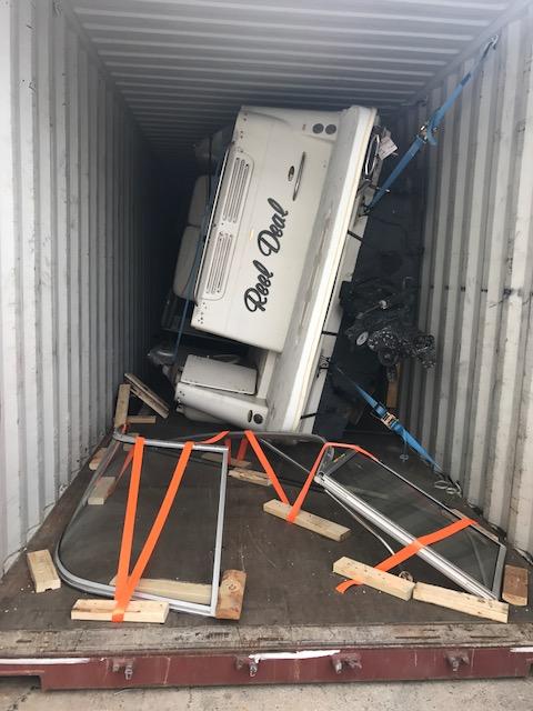 shipping a car procedure